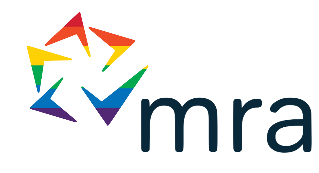 Pride logo with mra2
